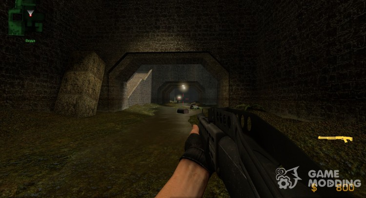 Franchi SPAS-12 for Counter-Strike Source