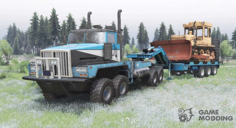 Western Star 6900TS for Spintires 2014