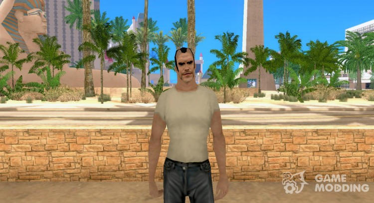 Trevor of GTA 5 for GTA San Andreas
