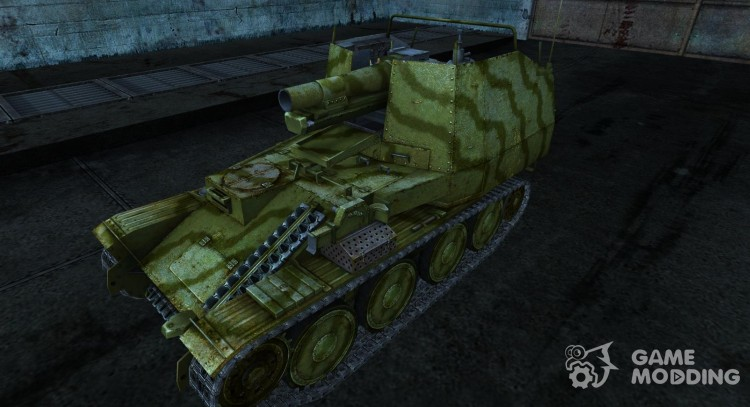 Grille vonHell for World Of Tanks