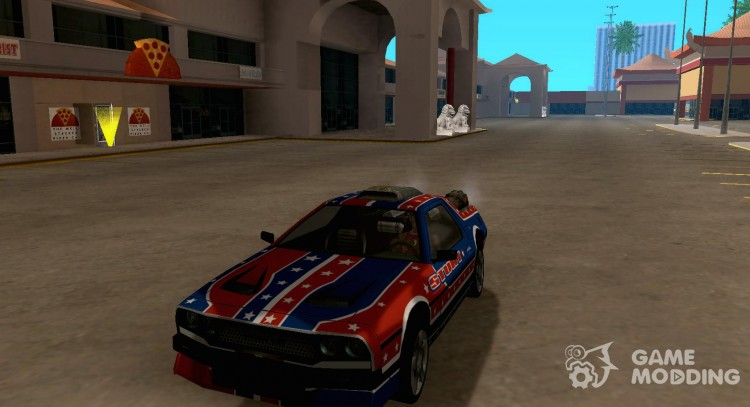 Cars from Flatout 2 for GTA San Andreas