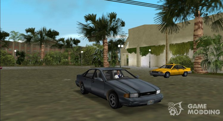 1996 Chevrolet Impala (VC Style) for GTA Vice City