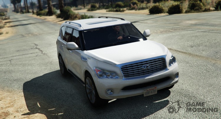 Infiniti QX56 for GTA 5