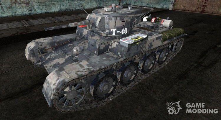T-46 (with) for World Of Tanks