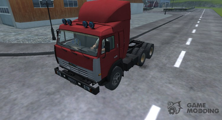 KAMAZ 54115 for Farming Simulator 2013