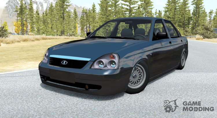 VAZ Priora (2170) 2007 for BeamNG.Drive