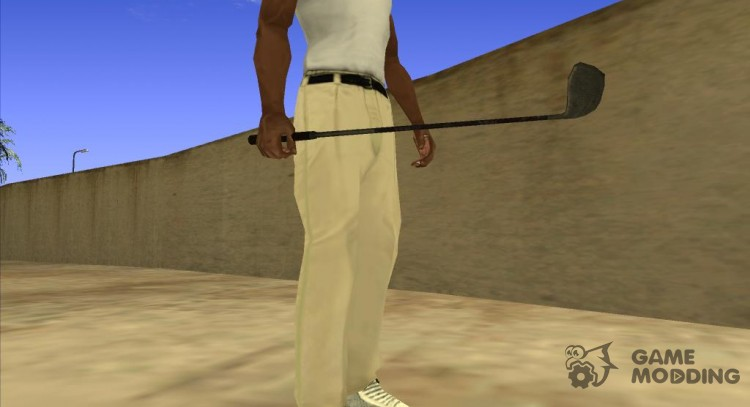 Putter (SH DP) for GTA San Andreas
