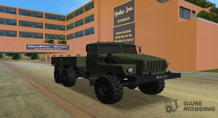 Ural 4320 for GTA Vice City
