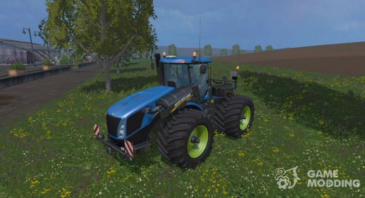 New Holland T9560 Blue for Farming Simulator 2015