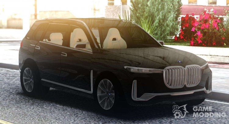 BMW X7 for GTA San Andreas