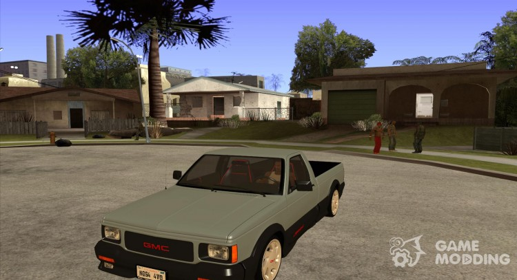GMC Syclone Stock for GTA San Andreas