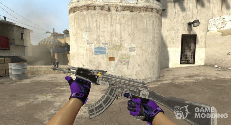 AK-47 Mutant for Counter-Strike Source