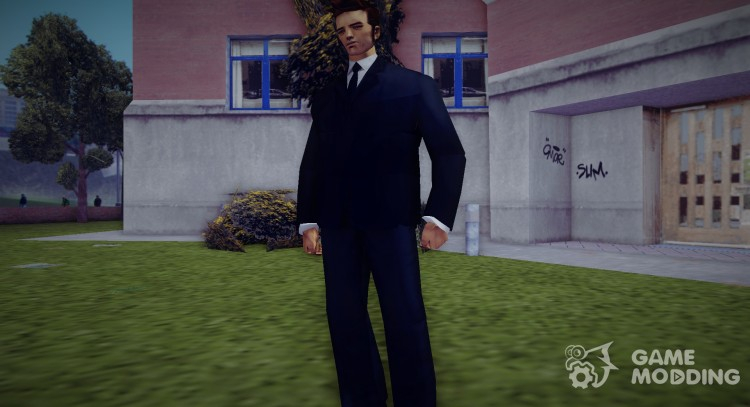 Suit for Claude (costume) for GTA 3