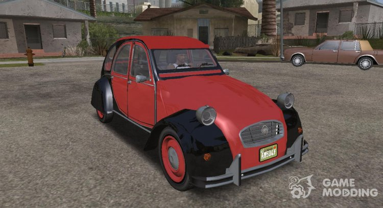 GTA V-style Zirconium 2HP Boogie-Woogie (IVF) for GTA San Andreas