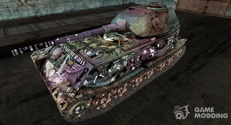 VK4502 (P) 240 (B) 22 for World Of Tanks