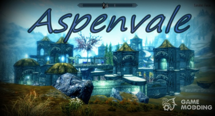 Aspenvale Village for TES V: Skyrim