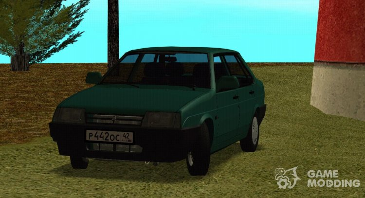 VAZ 21099 Samara for GTA San Andreas