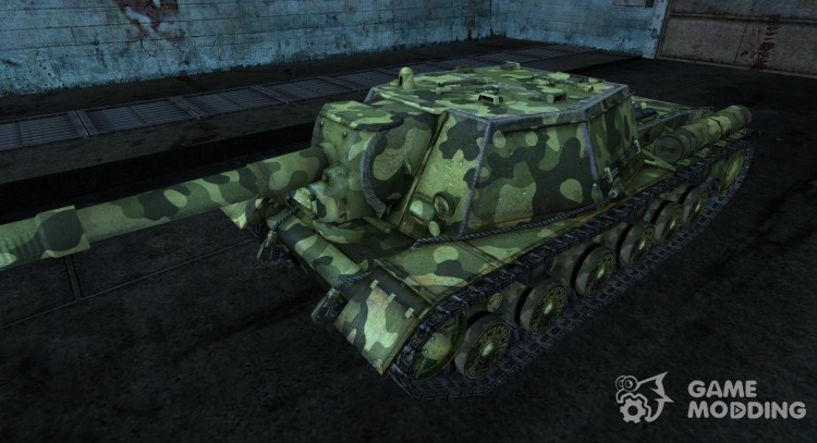 СУ-152 RussianBasterd для World Of Tanks