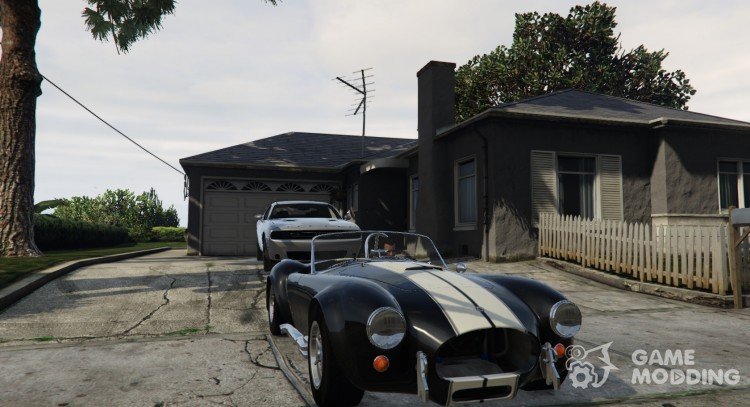 Shelby Cobra for GTA 5