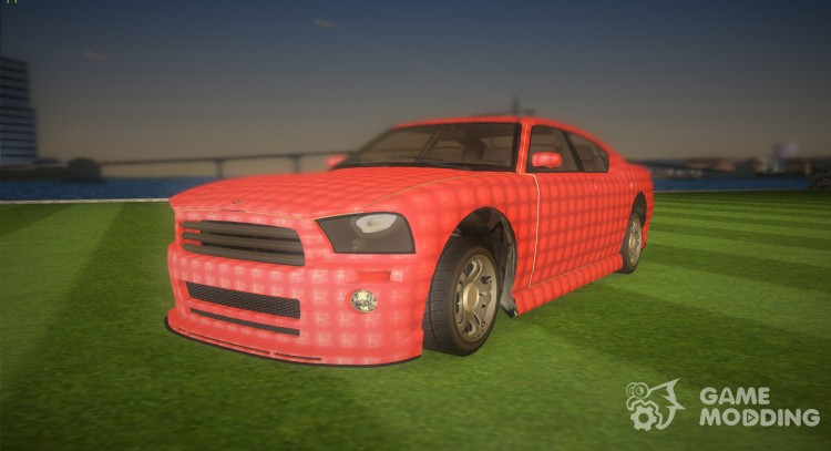 GTA V Bravado Buffalo for GTA Vice City