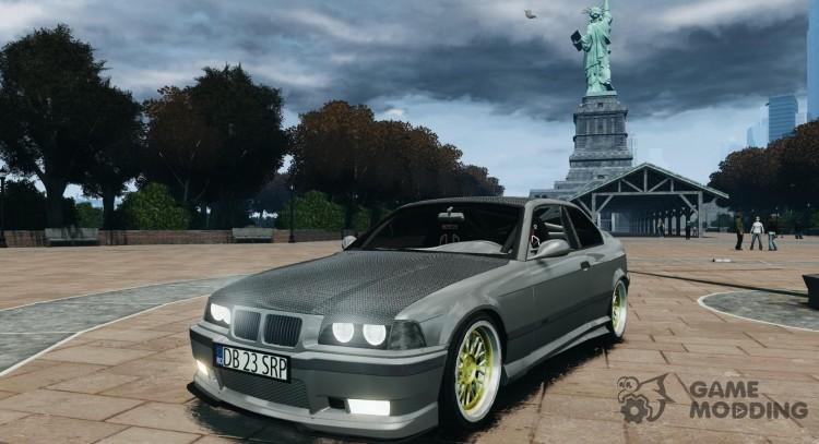 BMW E Alpina B For GTA - Bmw alpina b8