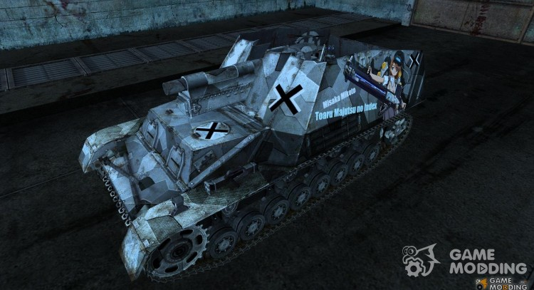 Small Pack anime skins for World Of Tanks