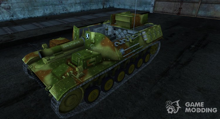 Sturmpanzer_II 01 для World Of Tanks