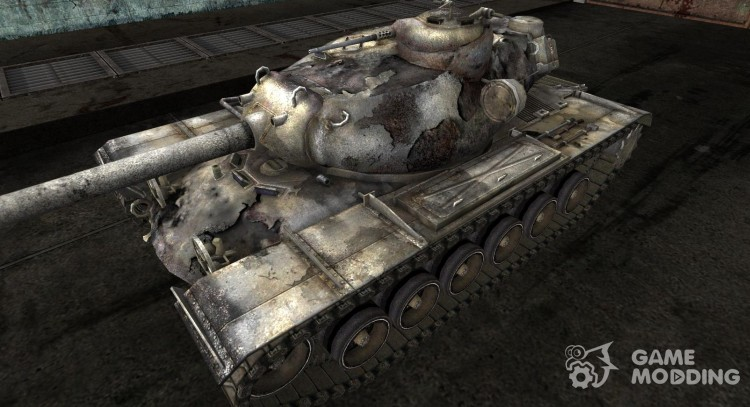 Шкурка для T110E5 для World Of Tanks