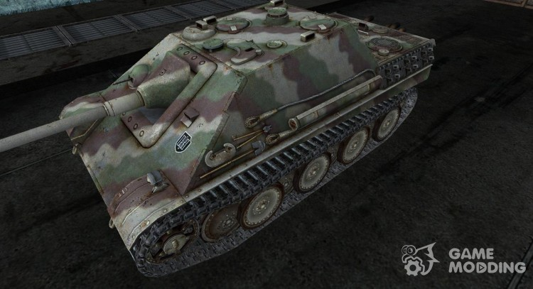 JagdPanther 4 for World Of Tanks