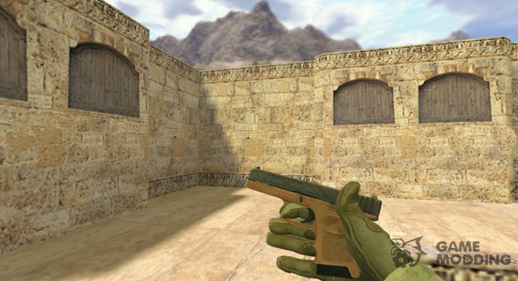 Glock Royal Legion for Counter Strike 1.6