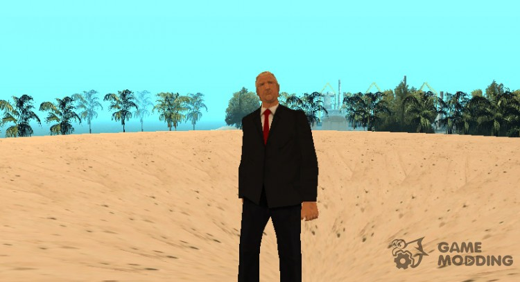 Donald Trump for GTA San Andreas