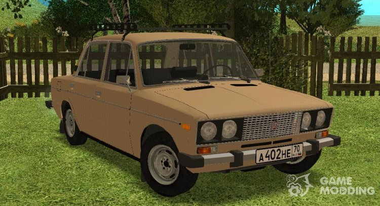 VAZ-2106 for GTA San Andreas