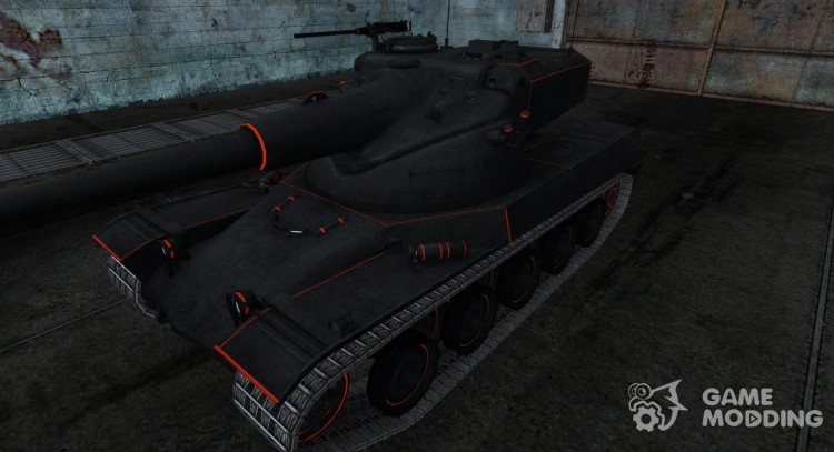 Шкурка для AMX 50 68t для World Of Tanks