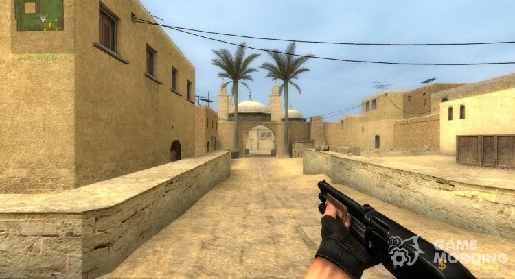 Eemumans wannabe M3 for Counter-Strike Source