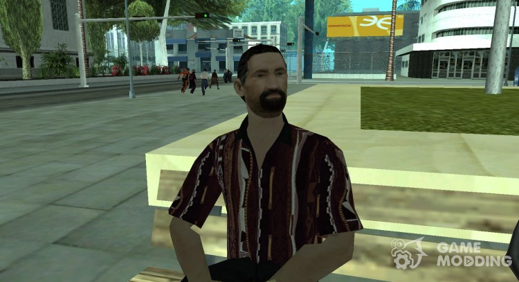 The New Businessman for GTA San Andreas