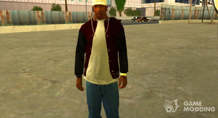 Kappa Cap for GTA San Andreas