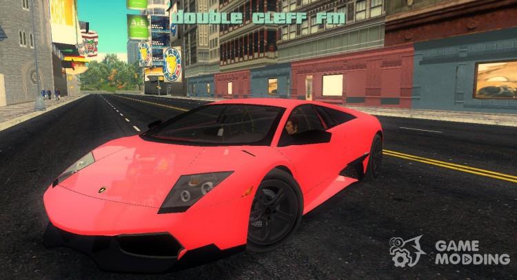 Lamborghini Murcielago Lp670 4 Sv Tt Black Revel For Gta 3