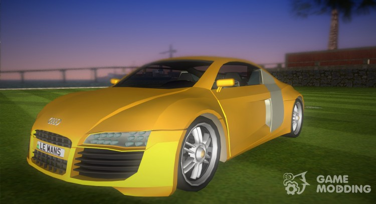 Audi Concept LM for GTA Vice City