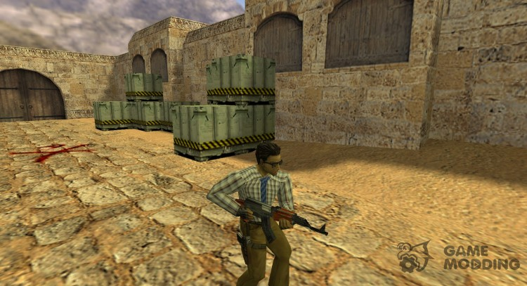 Geek for Leet for Counter Strike 1.6