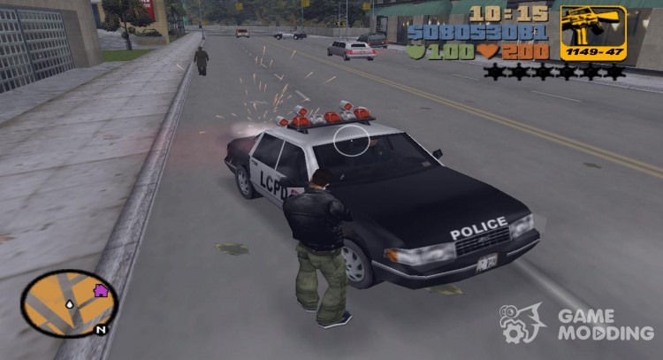 Pack cheats for GTA 3