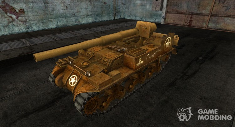 M12 от Cre@tor для World Of Tanks