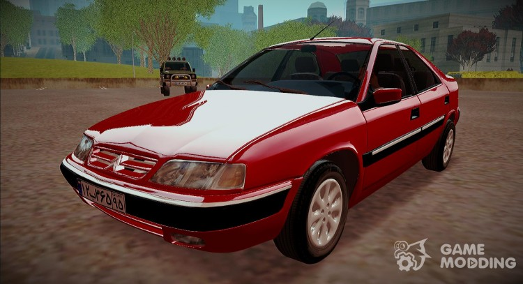 Citroen Xantia for GTA San Andreas