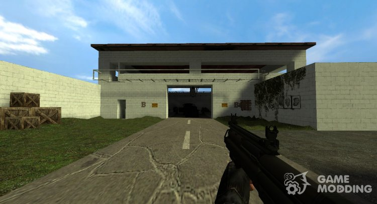 KEL-TEC KSG | CSS HANDS for Counter-Strike Source