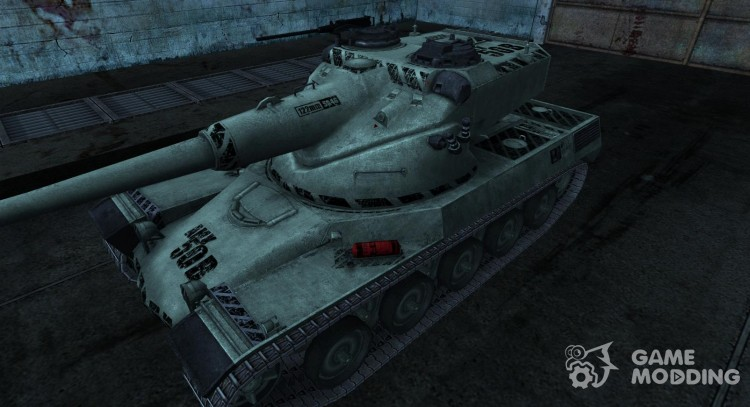 Skin for AMX 50B for World Of Tanks