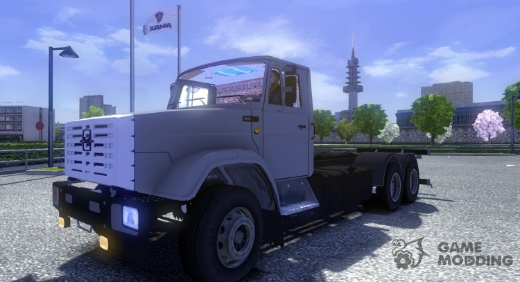ZIL 6309 for Euro Truck Simulator 2