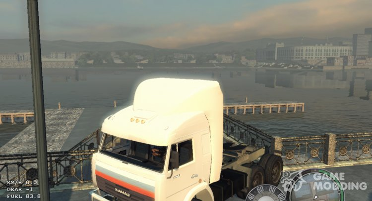 KamAZ 54115 for Mafia II