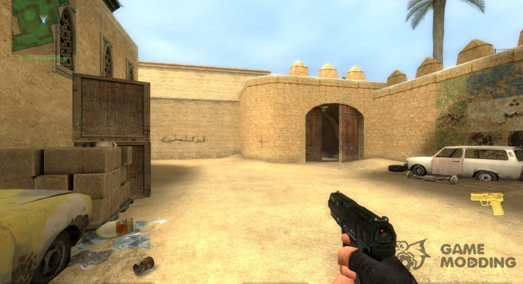 Walther P99 With New Working Wees for Counter-Strike Source