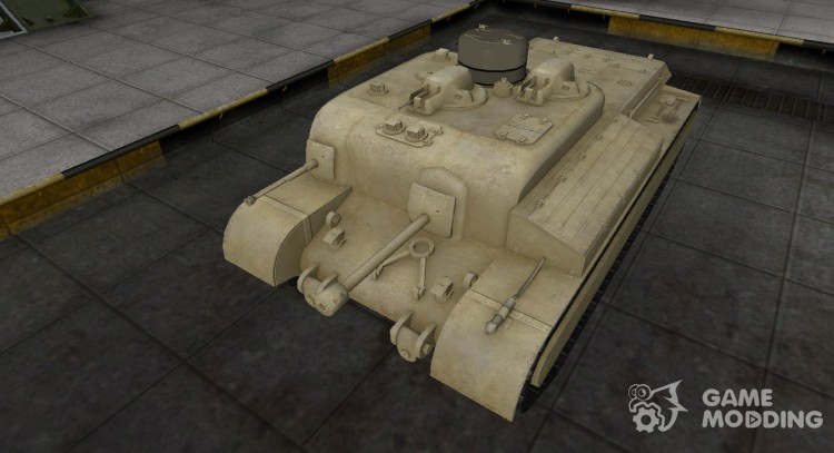 Cartoon skin for AT 8 for World Of Tanks