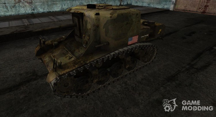 Шкурка для T18 для World Of Tanks