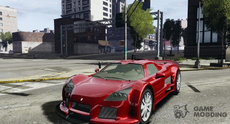 Gumpert Apollo Sport для GTA 4